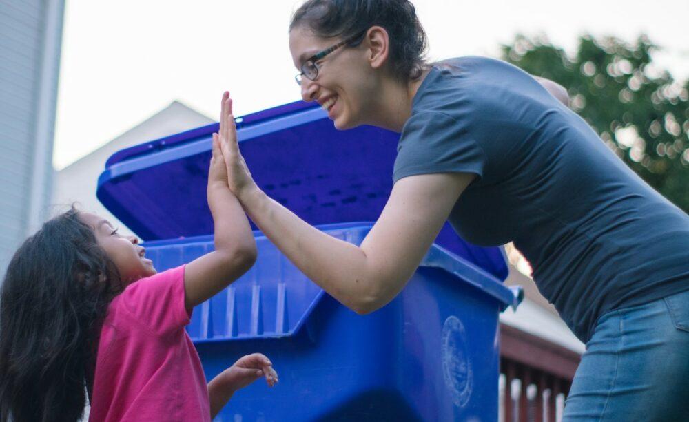 apprendre le recyclage
