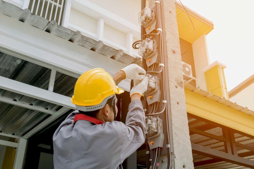 sécurité électrique entreprise